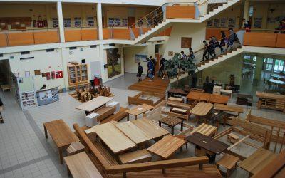 Ogled Srednje lesarske šole Maribor