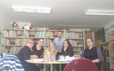 Srečanje projektnih partnerjev v Radovljici