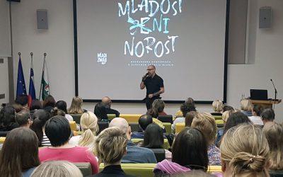 Mednarodna konferenca »Mladost (je) ni norost« o duševnem zdravju mladih