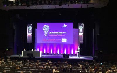 Konferenca o avtizmu v Angliji